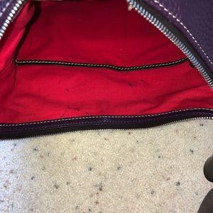 Dooney & Bourke Bags - Dooney & Bourke purple handbag/shoulderbag